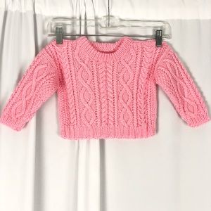 Other - Vintage hand knit sweater